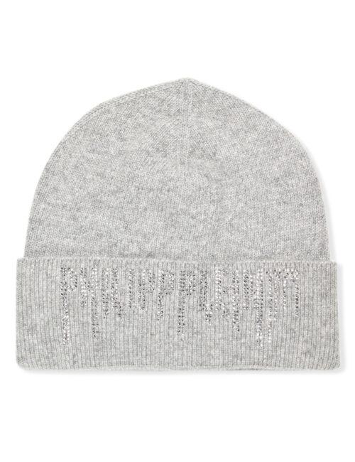 Philipp Plein Hat Rock PP Grey