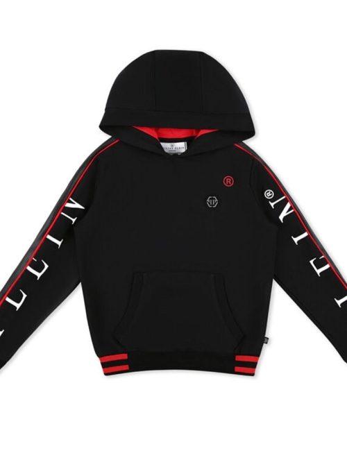Philipp Plein Junior hoodie Camouflage