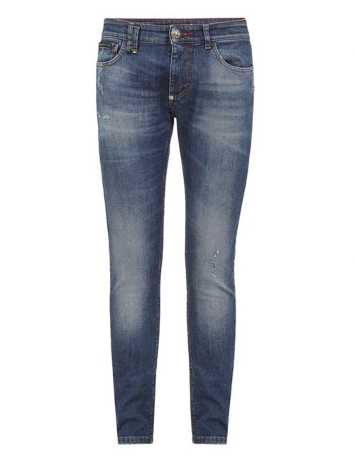 Philipp Plein SLIM FIT SKINNY MAN ALEXA
