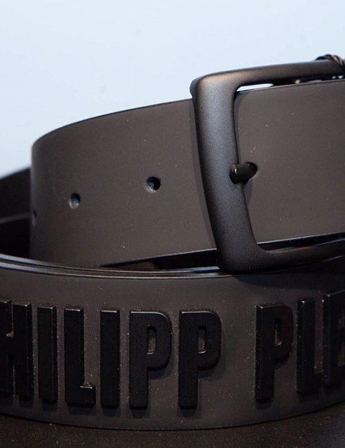 Philipp Plein riem Philipp Plein TM Black #25