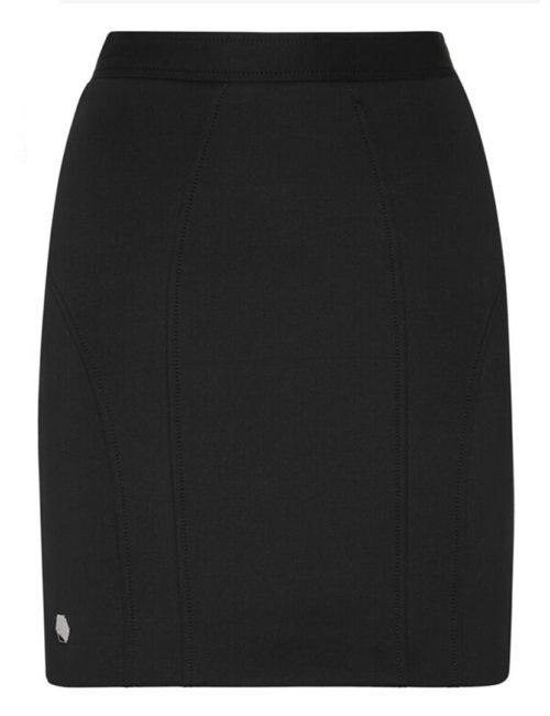 Philipp Plein rok Elegant zwart
