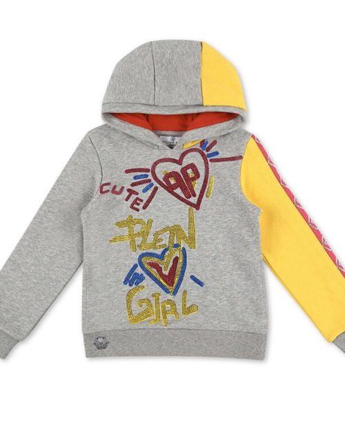 Philipp Plein Junior hoodie Love Plein
