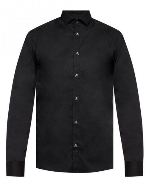 Philipp Plein overhemd SKULL