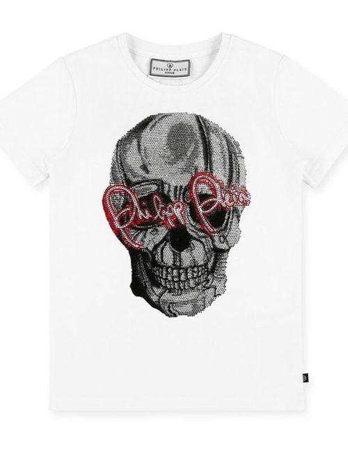 Philipp Plein Junior T-Shirt Space Plein