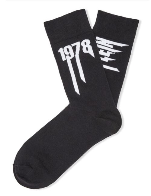 Philipp Plein sokken  Rock PP Black
