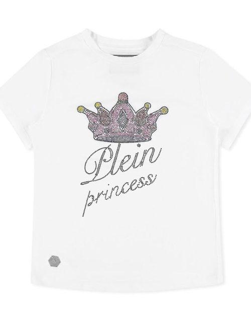 Philipp Plein Junior T-Shirt Love Plein