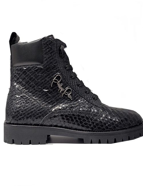 Philipp Plein Laars Luxury zwart