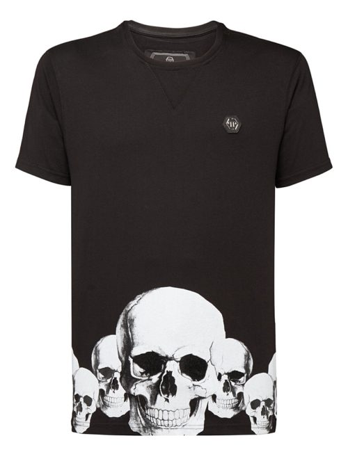 Philipp Plein T-shirt zwart