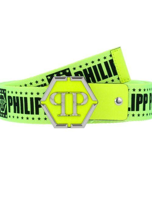 Philipp Plein Riem Philipp Plein TM Yellow #24