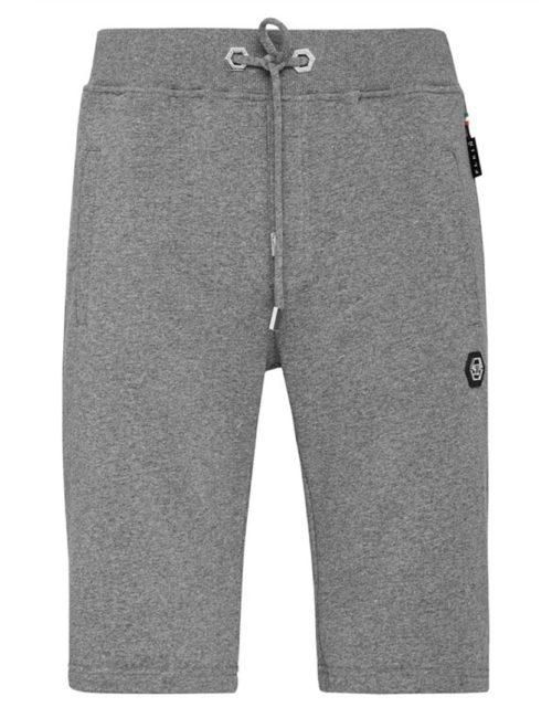 Philipp Plein Jogging Trousers Statement Grey