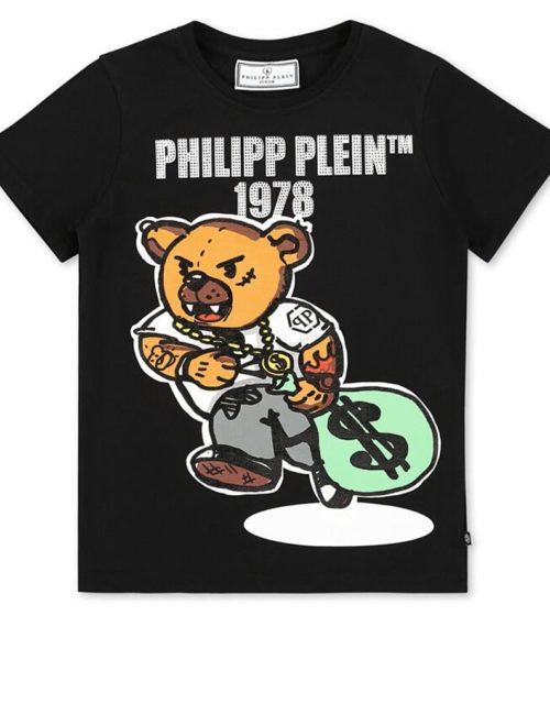 Philipp Plein Junior T-Shirt Teddy Bear $
