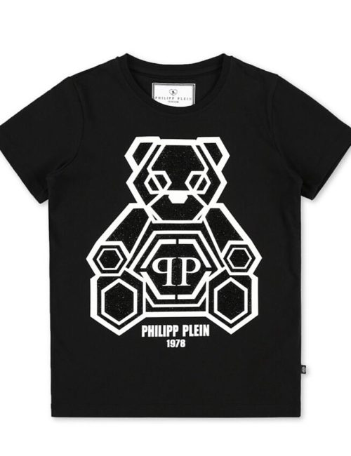 Philipp Plein Junior T-shirt Teddy Bear