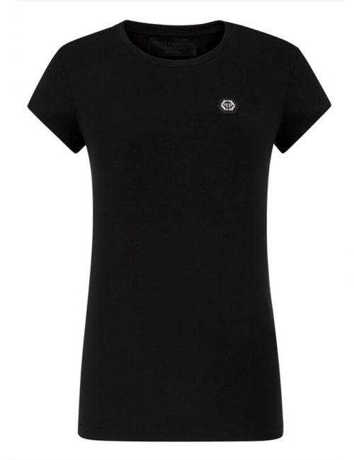 Philipp Plein T-Shirt Round Neck Basic Black