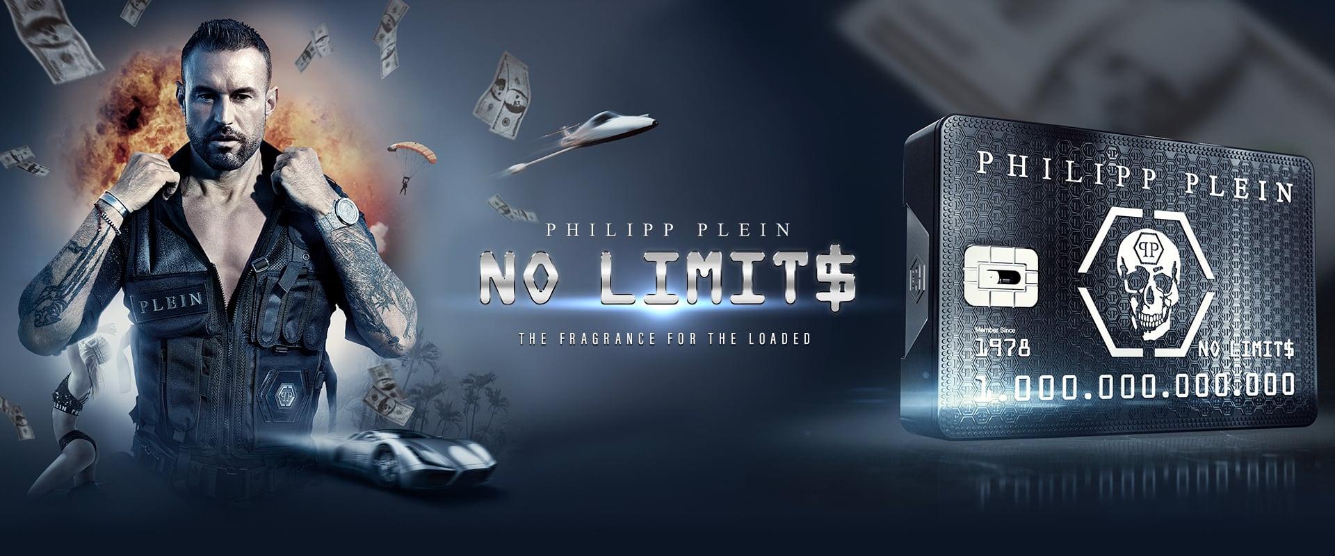Philipp Plein parfum No limits