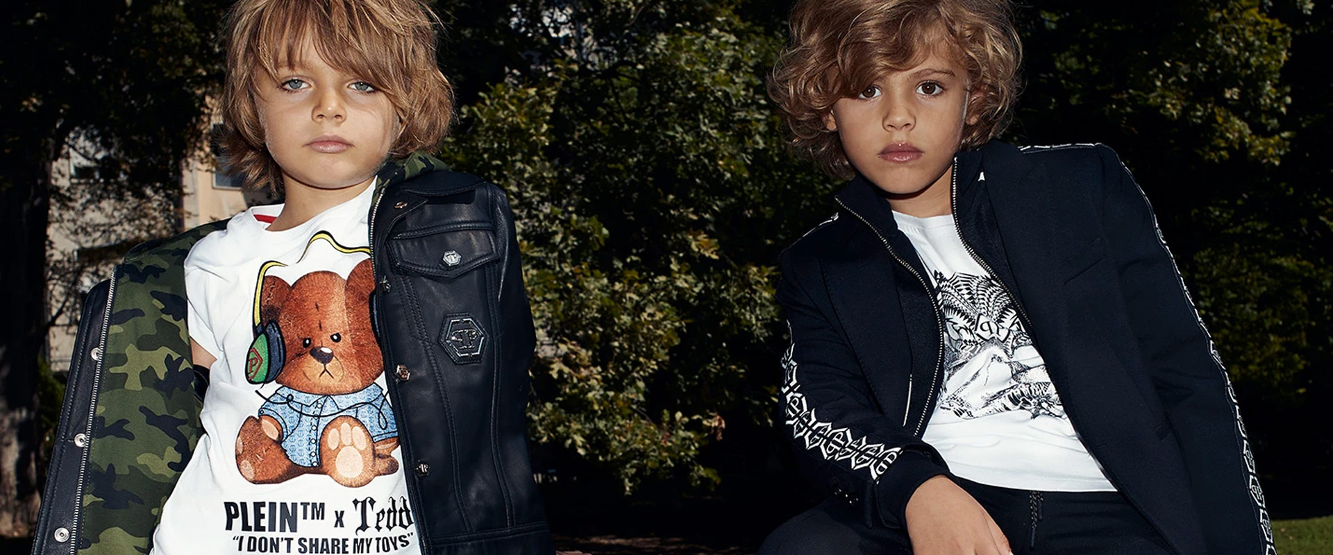 Philipp Plein kids / junior