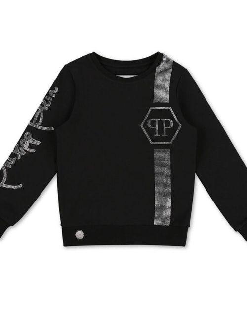 Philipp Plein Junior sweater Signature