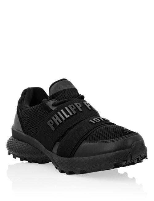 Philipp Plein Runner Act PP Zwart