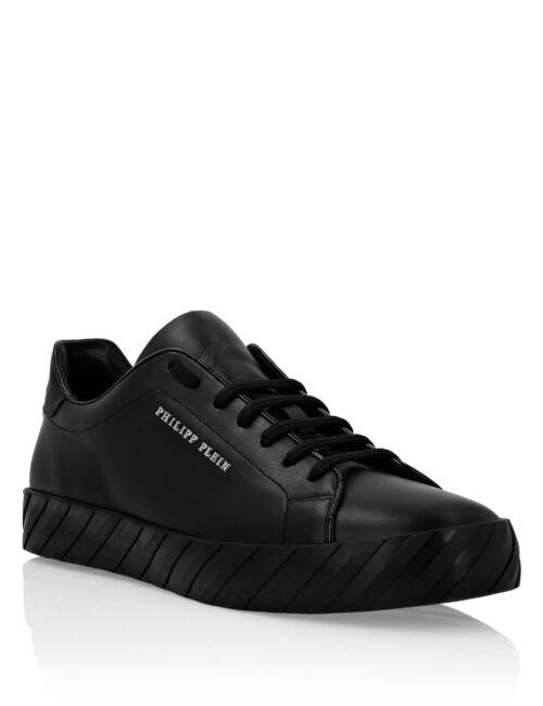 Philipp Plein Lo-Top Sneakers Original Black Pipe