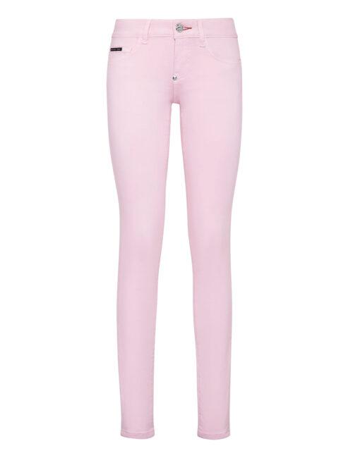 Philipp Plein Slim Fit Full Colour Roze