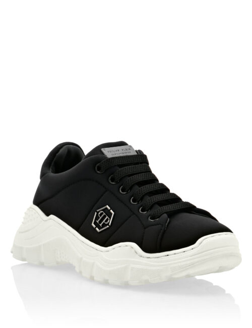 Philipp Plein Runner Hexagon Zwart