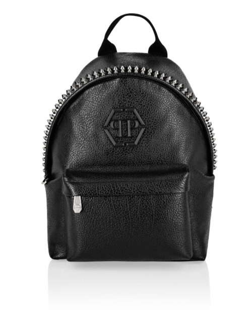 Philipp Plein Backpack Zwart