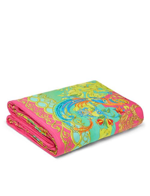 Philipp Plein Towel New Baroque Multicolor