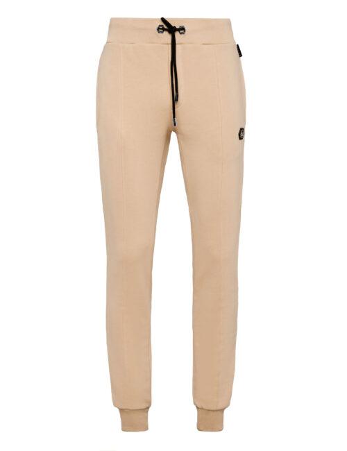 Philipp Plein Jogging Trousers Beige