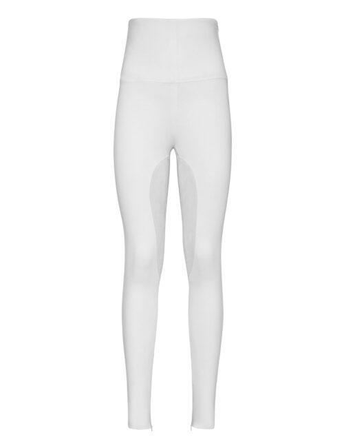 Philipp Plein Cady Super High Waist Leggings Cream