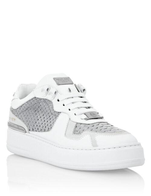 Philipp Plein PTH Sneakers G.O.A.T. TM Wit